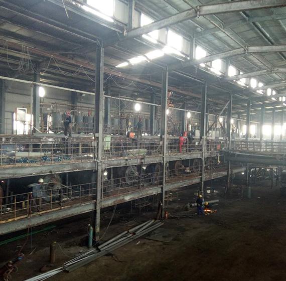 潍坊石油化工工程